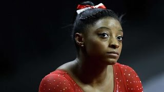 Hardest Uneven Bars Routine by Simone Biles