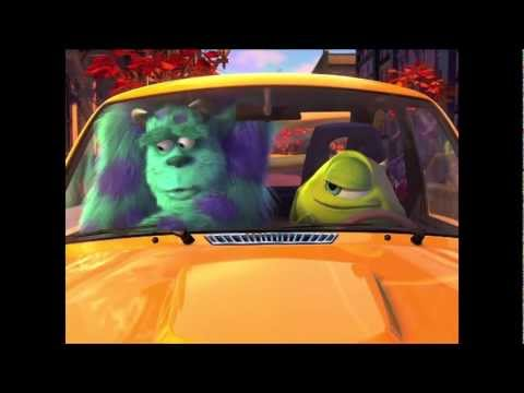 Monsters Inc - Mike's New Car Fandub (Mike Impression)