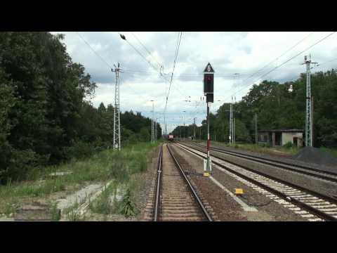 Führerstandsfahrt: Schwielowsee (Potsdam Mittelmark) - Golm - Hennigsdorf Nord (7/2011)
