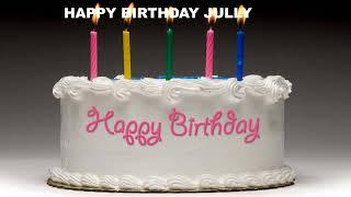 Jully - Cakes Pasteles_1126 - Happy Birthday