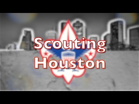 Scouting Houston