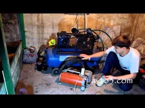 Как повысить производительность компрессора своими руками