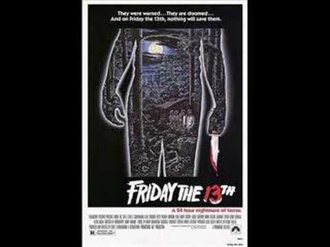 Friday the 13th original theme Video