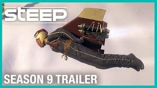 Steep: Season 9 Trailer - Odyssey of the Eagle Bearer | Ubisoft [NA]