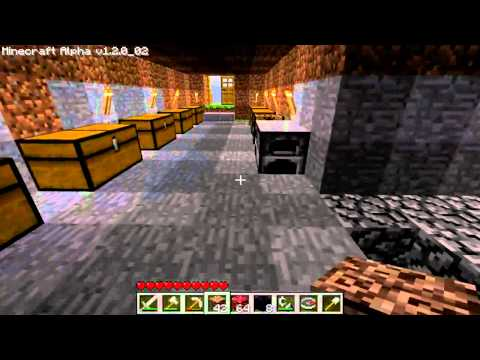Watch Very Strange House in Minecraft That I Did NOT Build...