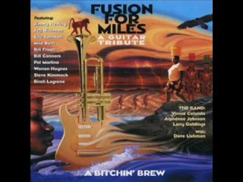 So What Fusion for Miles, A Guitar Tribute A Bitchin Brew album AMAZING performed by Mike Stern