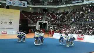 Gemz - Day 2 - Nat'l Cheerleading Competition 2008 @ Finals