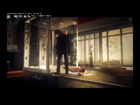Hitman Absolution 9800 gt 2013 Monitorando os fraps