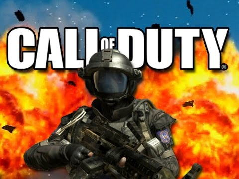 Call of Duty Funny Moments with the Crew!  (Bulletproof Modders!)