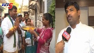 YCP Leader Gudivada Amarnath Face To Face