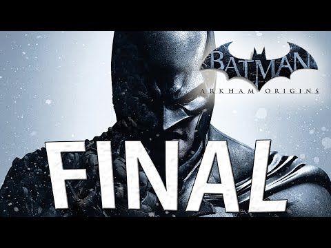 Batman Arkham Origins. FINAL �PICO! Playthrough Dublado em PT.BR
