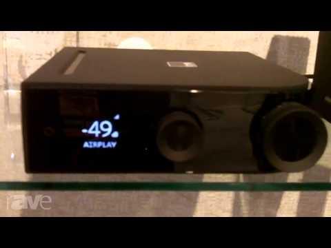 CEDIA 2013: NAD Shows its Digital Classic Series Amplifiers