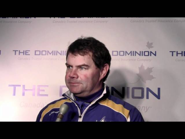 Draw 6 Interviews from The Dominion Curling Club Championship