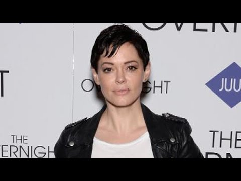 Rose McGowan Slams Caitlyn Jenner, Says She Has No Idea What It's Like to Be a Woman