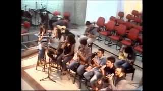 PIBNI - Culto Jovem - Primeirão 05/04/2014