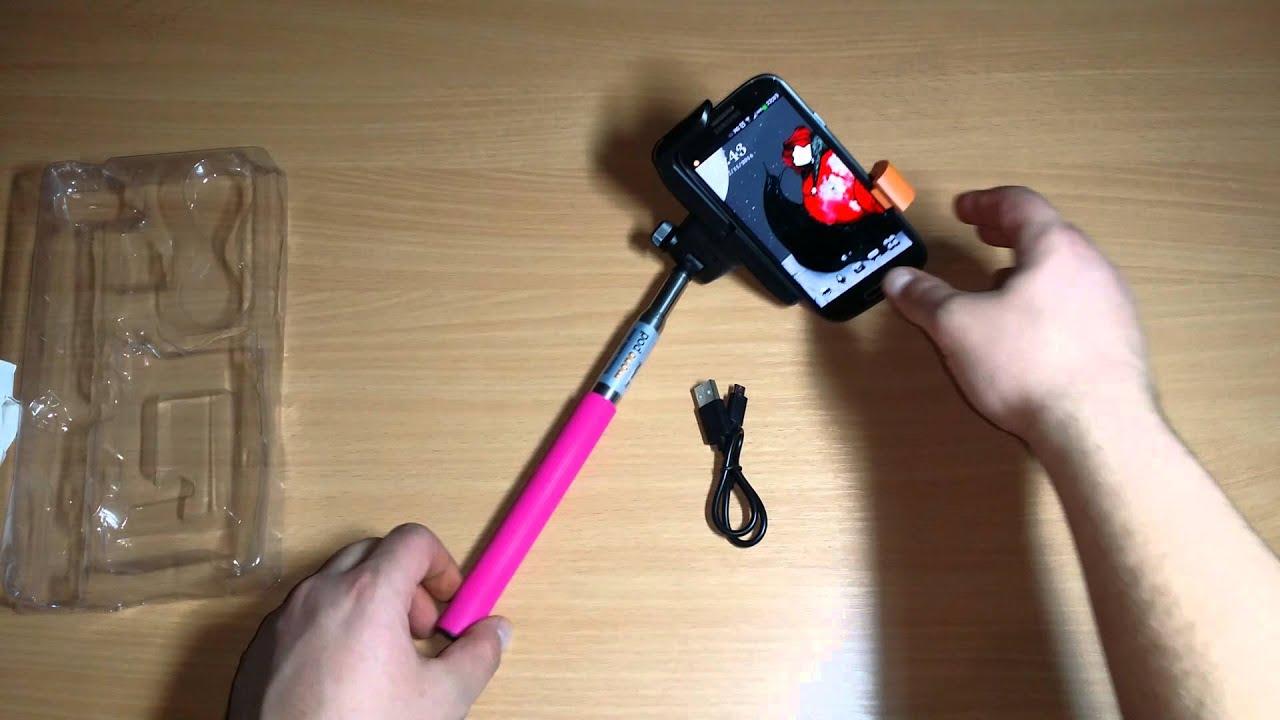 Как сделать селфи кнопку своими руками