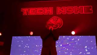 Tech N9ne - Independent Grind Tour St Louis 2018