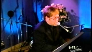 Elton John- Good Morning America, November 18, 2002. Your Song