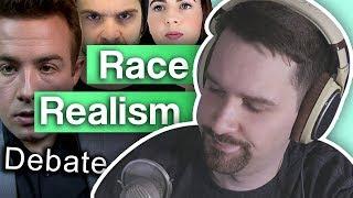 Race Realism - Debate with JF, Andy Warski, Tara McCarthy & More