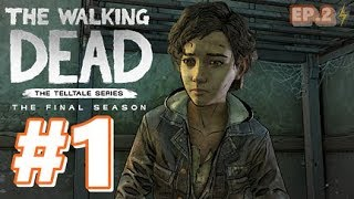 The Walking Dead Season 4 EP.2 Suffer The Children #1 - A little Late!