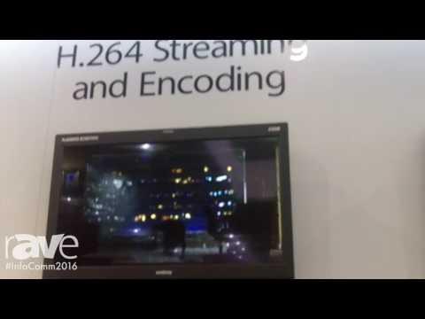 InfoComm 2016: AJA Video Systems Showsoff Helo