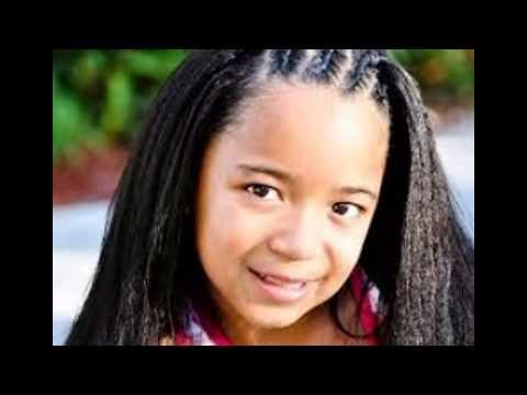 Cute Hairstyles For Little Girls Black Girls Black Little Girl Hairstyles