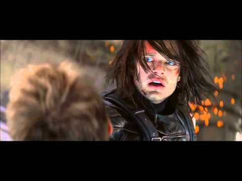 Captain America: The Winter Soldier - Clip: I'm With You Till The End of the Line (1080p HD)