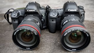 Canon 5D Mark IV vs 5D Mark III Long-term Review (Wedding Photography)