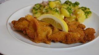 Original Wiener Schnitzel von Kochen in Wien TV