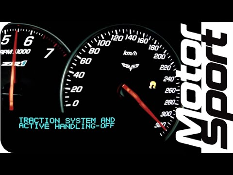 Corvette ZR1 0-330 km/h (Motorsport