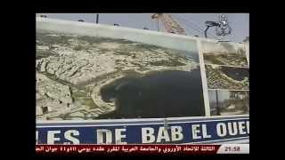 Algérie : Le nouveau visage d'Alger arrive (projets baie alger, oued harrach,bab oued..etc)