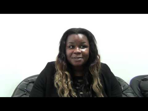 NDI Diane of Cameroon Speaks after CCNP R&S, MCSE & Red Hat Training in India | Network Bulls