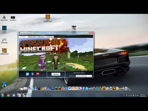 MultiMinecraft 2 | Utiliza varias carpetas .minecraft | #MultiMinecraft2