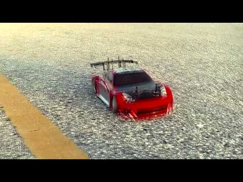 350z RC Drifting
