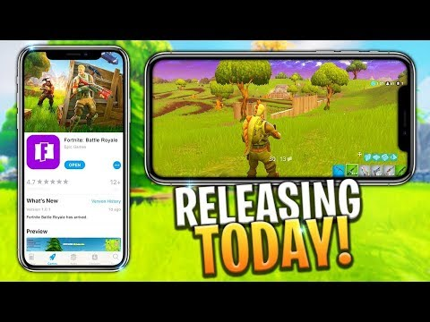 How to Download 'Fortnite Mobile': iOS Invite Links