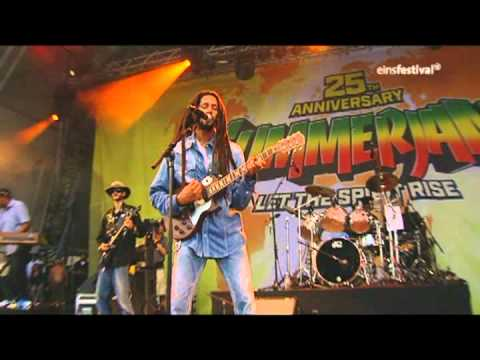 Julian Marley & The Uprising - Running Away -...