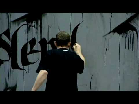 Niels Shoe Meulman presents Calligraffiti