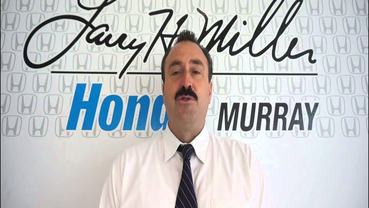 Larry h miller honda alan jones youtube for Larry miller honda murray