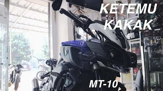 First Impression Yamaha MT-10 #motovlog Indonesia