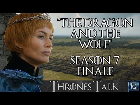 Game Of Thrones Season 7 Finale Dragon And Wolf Review