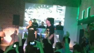 Ganja Mafia - Pole Marysi LIVE 11.04.14 Warszawa !