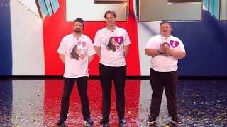 Camden Rocks/Britians Got Talent Travel Vlog