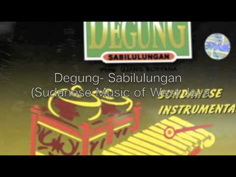 バリ島 音楽 [ Degung- Sabilulungan (sudanese Music Of West Java ] video