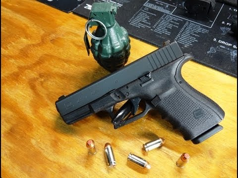 Glock 23 Gen4 Review