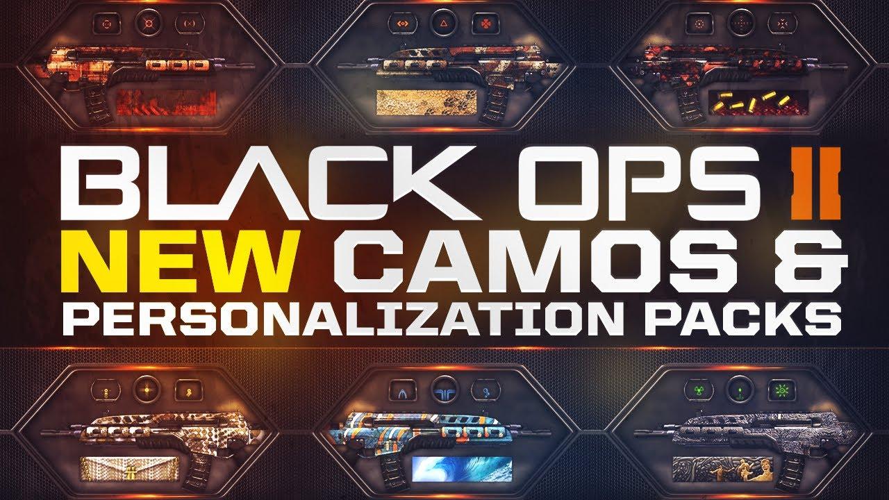 Pack a Punch Camo Black Ops 2 Black Ops 2 New Camos Aqua