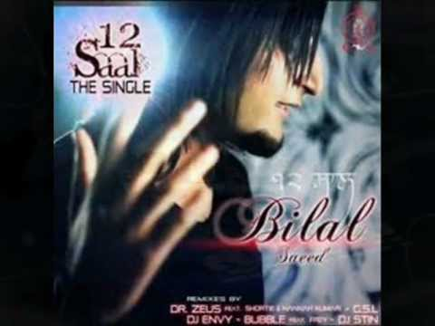 12 Saal Bilal Saeed Remix By Dj Vicky And Dj Groundshaker 2012.wmv video