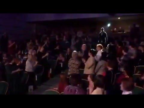 Витольд Петровский - Я рисую (на бис, концерт в г.Тарко-Сале)