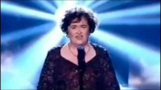 Watch Susan Boyle Silent Night video