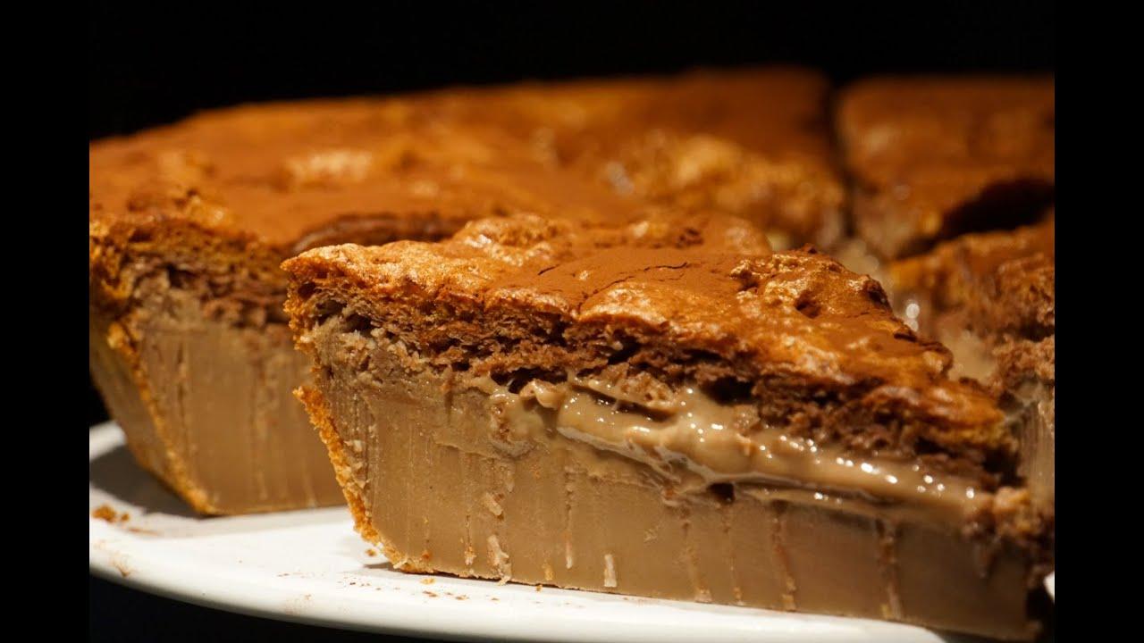 G teau magique nutella chocolat et coco nutella magic cake youtube - Herve cuisine cake chocolat ...
