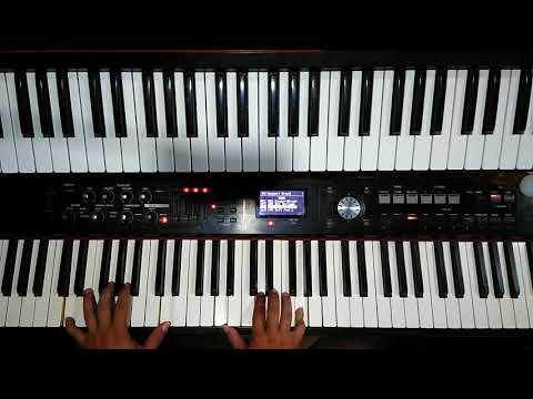 NDC Terbesar dan mulia piano tutorial / cover (original version)